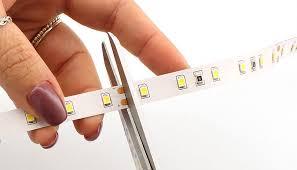 couper un bandeau led